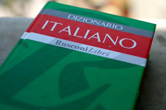 A Handy Italian Dictionary! - Oliver's Travels (Image courtesy of Context Travel via Flickr)