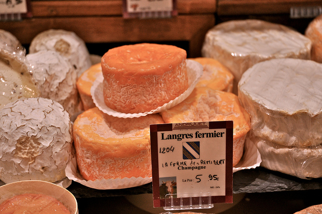 Delicious, delicious cheese - Oliver's Travels (Photo courtesy of Context Travel on Flickr)