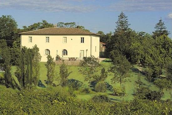 Villa Bonaparte, Tuscany - Oliver's Travels