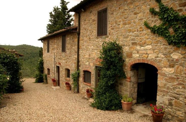 Villa Cresine, Tuscany - Oliver's Travels
