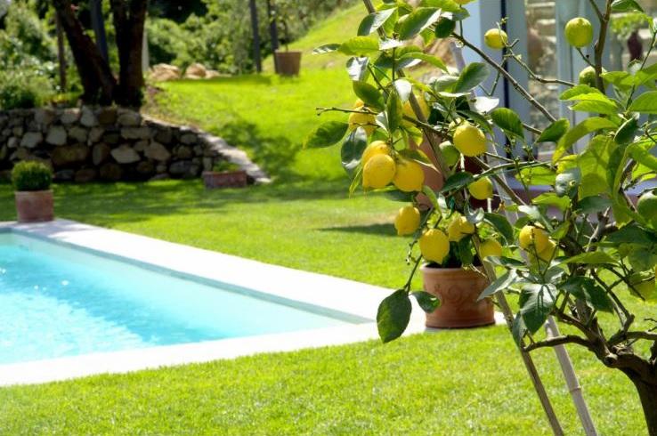 Villa Limona, Tuscany - Oliver's Travels