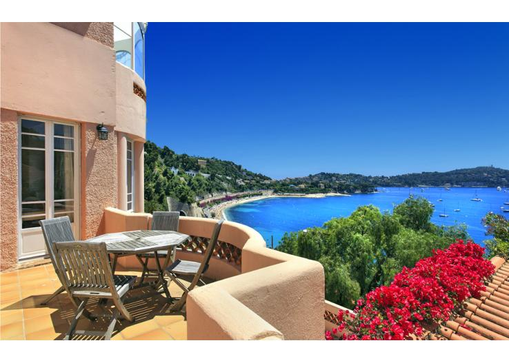 Villa Ouinade, French Riviera - Oliver's Travels