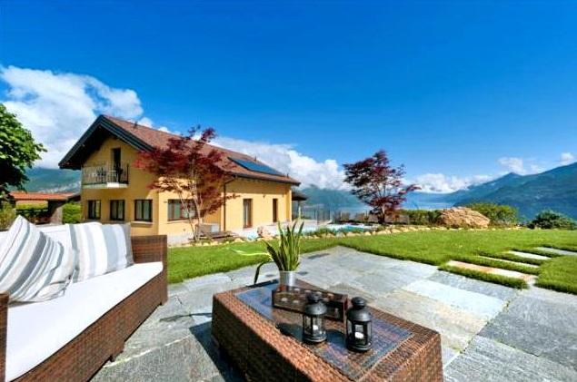 Villa Sonni, Italian Lakes - Oliver's Travels