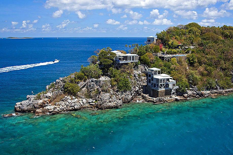 British Virgin Island- Oliver's Travels