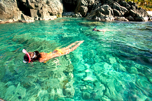 Snorkelling in Dominican Republic - Oliver's Travels