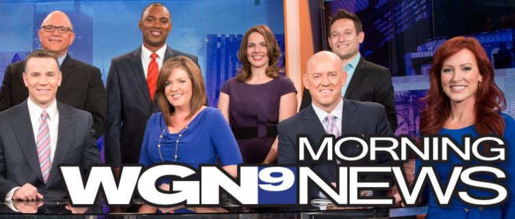 WGN Morning News Lovers Deep TV debut