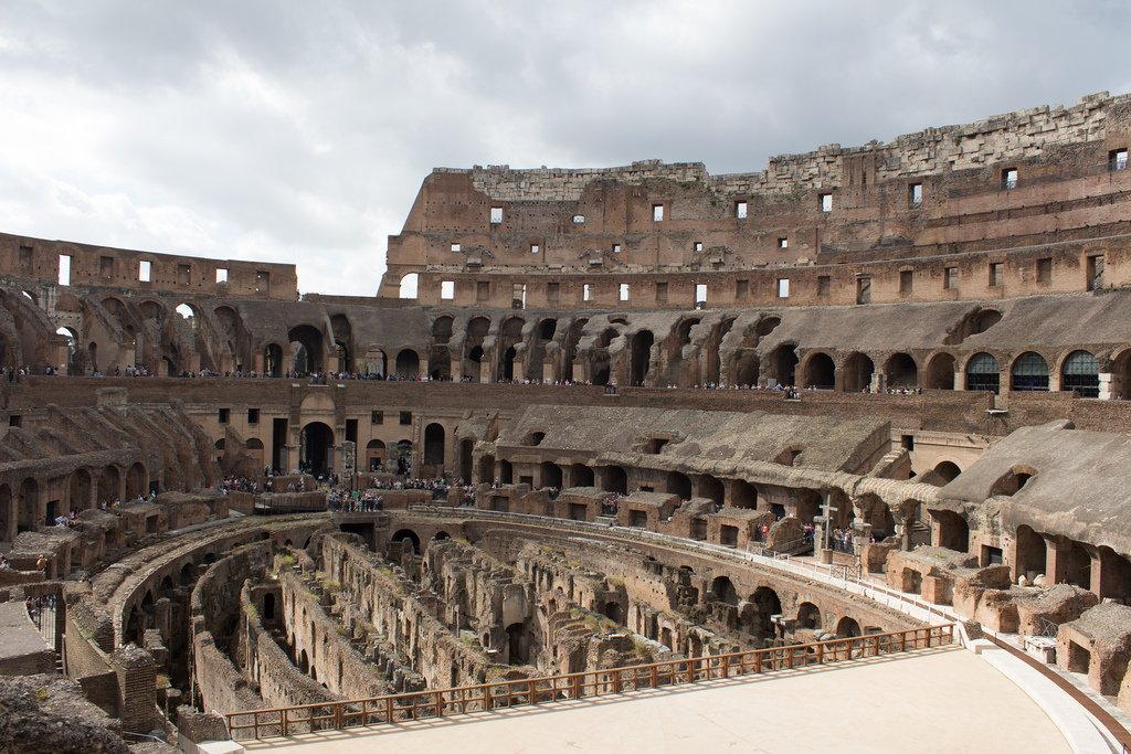 The Colosseum - Oliver's Travels (Image Via Matt J Carbone on Flickr)