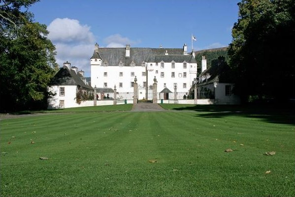 Trachair House, Scotland - Oliver's Travels