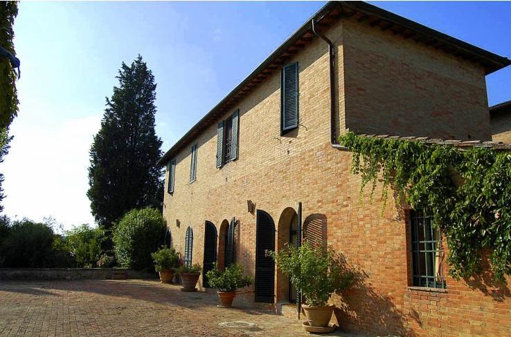 Villa Della Certosa, Tuscany - Italian Villas, Oliver's Travels