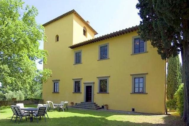 Villa Impruneta, Tuscany - Oliver's Travels