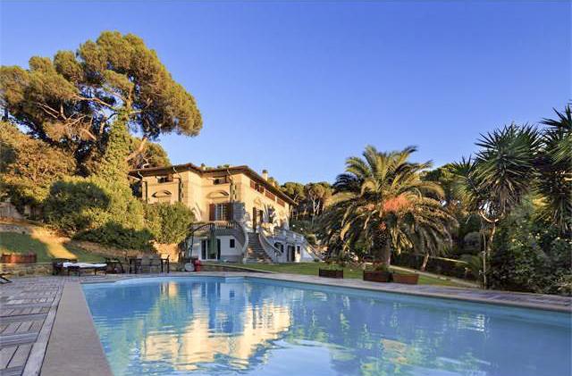 Villa Livia - Tuscany - Oliver's Travels