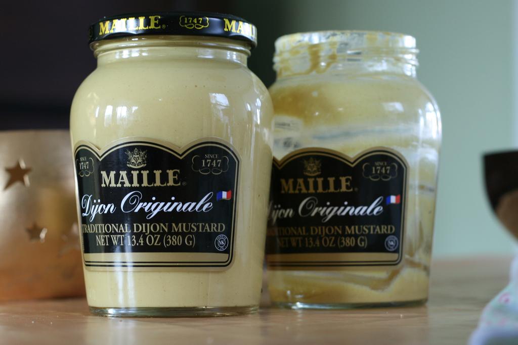 French Mustard from Dijon