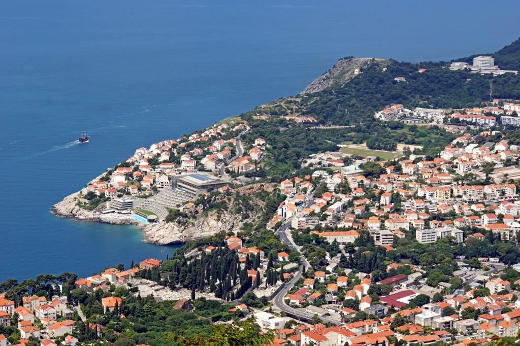 Dubrovnik @Dennis Jarvis - Flickr