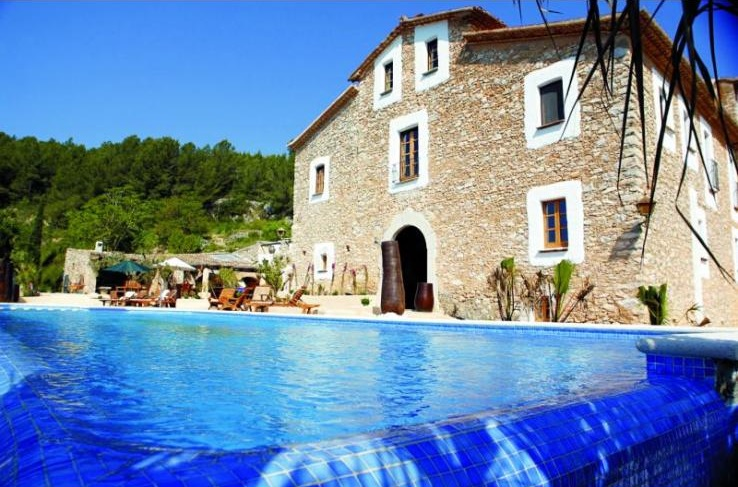 Casa le Font - Barcelona - Luxury Spanish Villas with Pools - Oliver's Travels