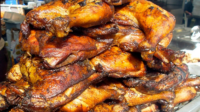 Jamaican Jerk Chicken - Caribbean Vacation Rentals - Oliver's Travels