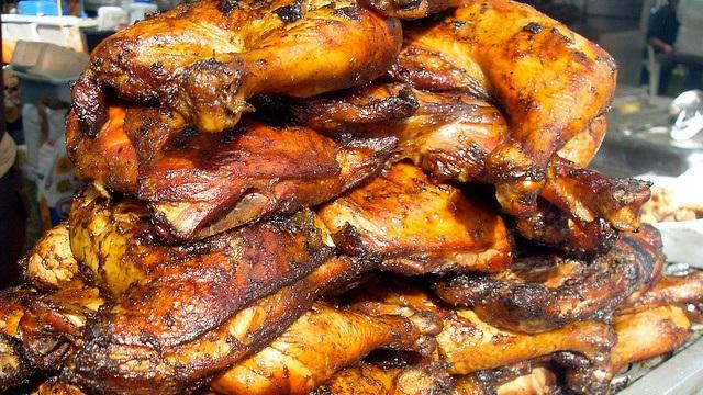 Jamaican Jerk Chicken - Caribbean Vacation Rentals - Oliver's Travels