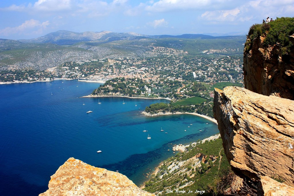 Drive from La Ciotat to Cassis