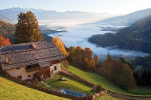 Montagne Lodge - Trentino Alto Adige - Italian Country Cottages - Oliver's Travels