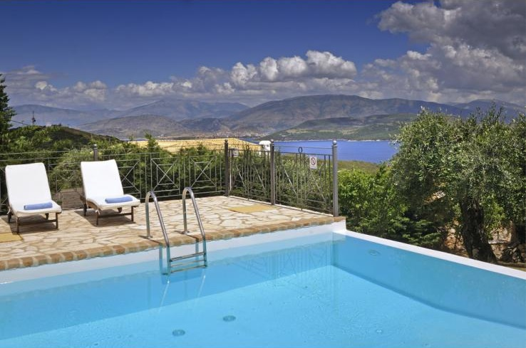 Villa Ricco, Corfu - Villas with Pools - Oliver's Travels