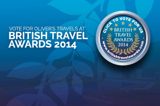 British Travel Awards - Oliver's Travels