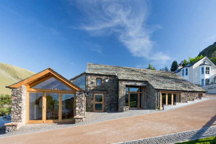 Lakeside Barn - Lake District - Oliver's Travels