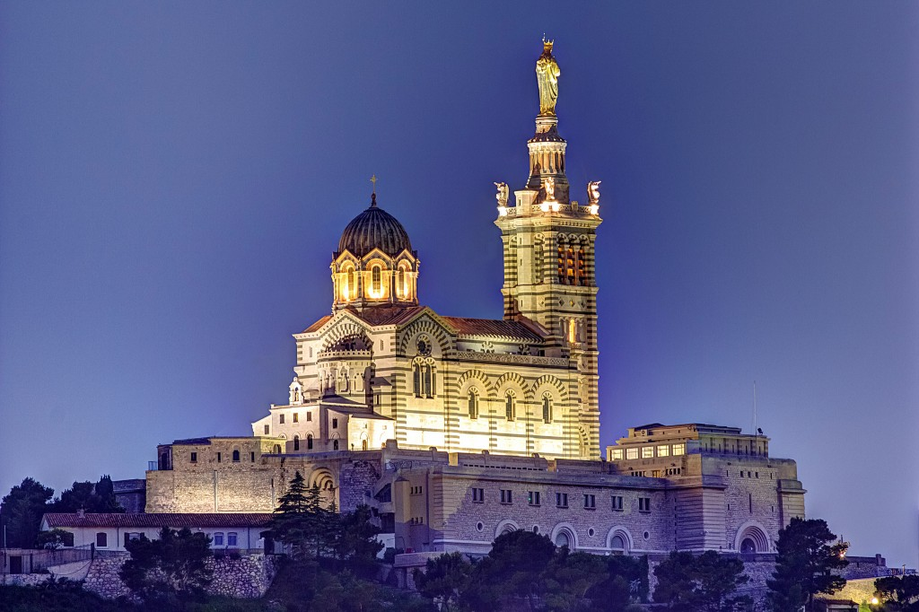 Notre-Dame de la Garde - Oliver's Travels
