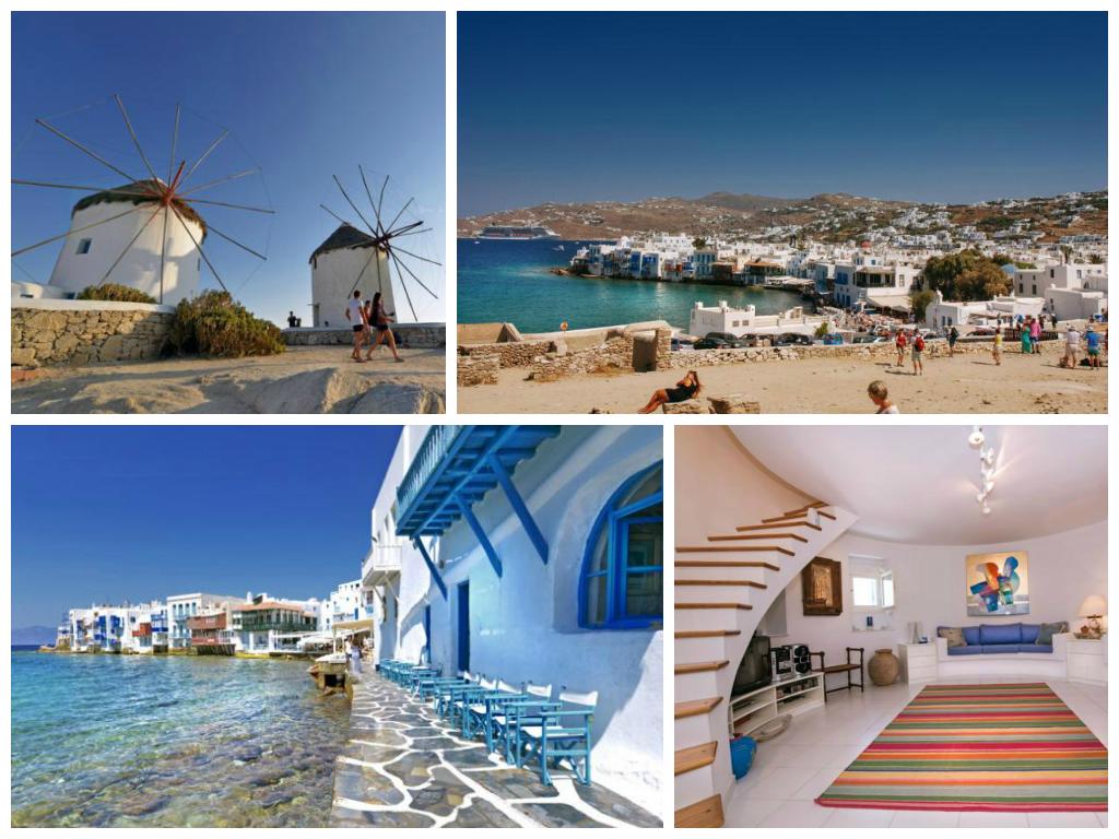 Anemómylos - Mykonos - Greece - Luxury Villas - Oliver's Travels