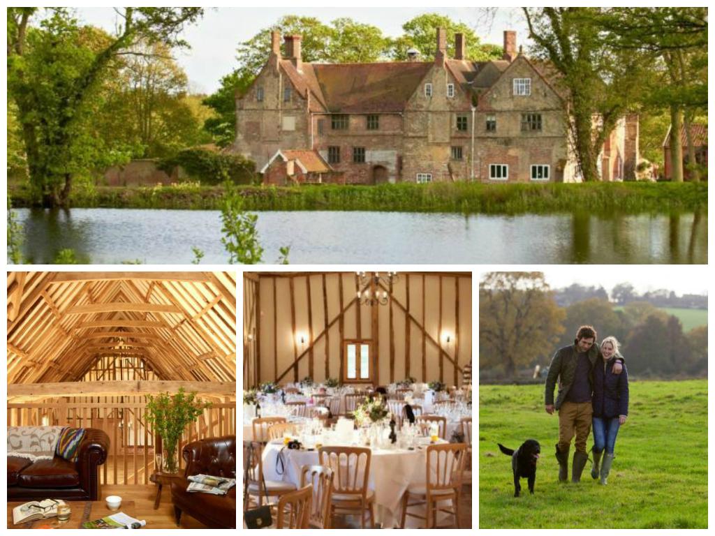 Breward Hall -  Suffolk - Luxury Villas - Oliver's Travels