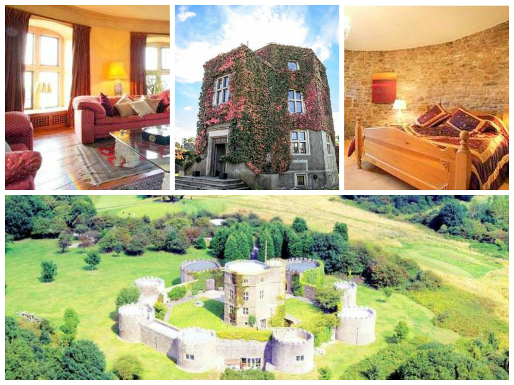 C17th Castle, Somerset - Luxury Villas – Oliver's Travels