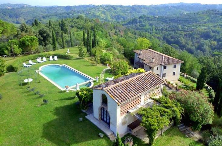 Casa Colonia - Villas in Tuscany - Oliver's Travels