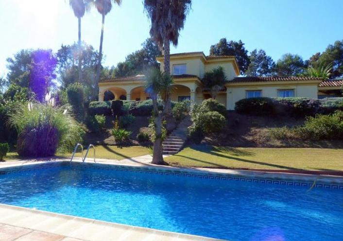 Casa Emeralda- Villas to rent in Spain - Oliver's Travels