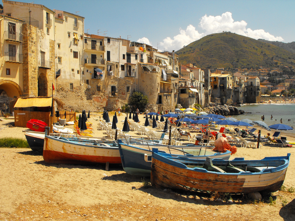 Cefalu - Villas in Italy - Oliver's Travels