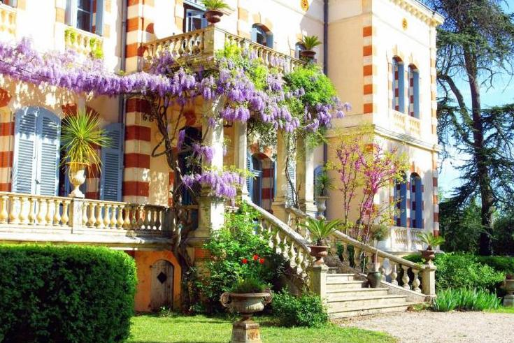 Chateau Gaillac -Villa Holidays  - Oliver's Travels