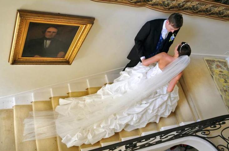 Wedding - Oliver's Travels