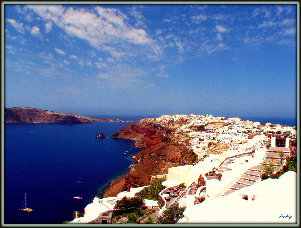 Greek Islands - Luxury Villas - Oliver's Travels