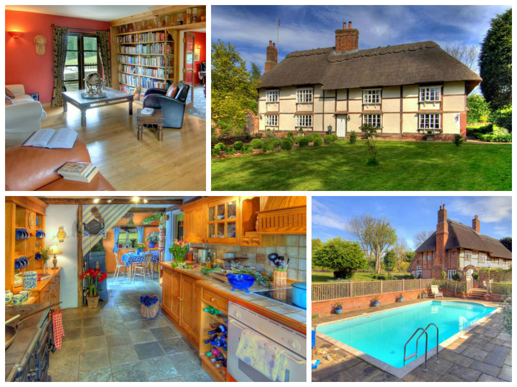 Manor Farmhouse - The South East - Luxury Villas - Oliver's Travels