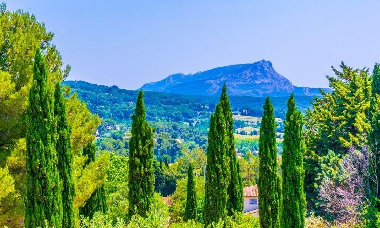 Mont Sainte-Victoire, Provence