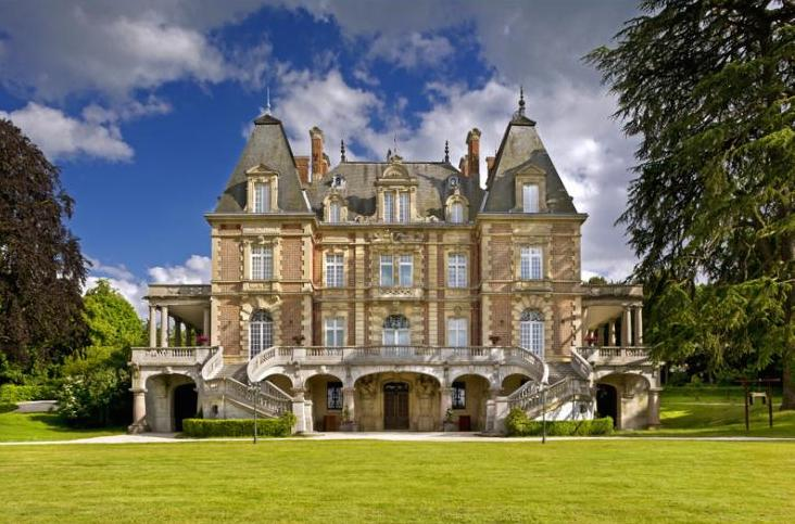Chateau d' Alsace - French Chateaux Rental - Oliver's Travels