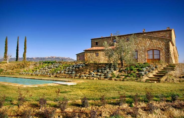 Pienza Villa - Villas in Tuscany - Oliver's Travels
