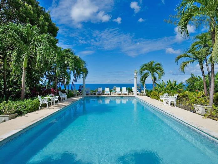Shangri La Villa- Barbados- Brabados villas - Oliver's Travels