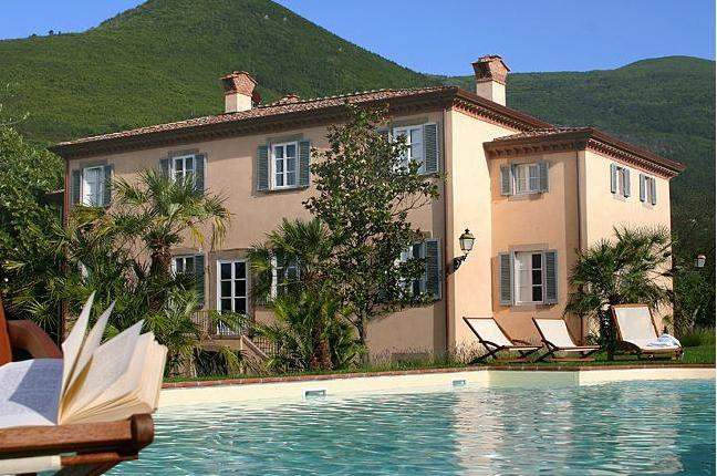Villa Boschi - Tuscany - Villas in Tuscany - Oliver's Travels