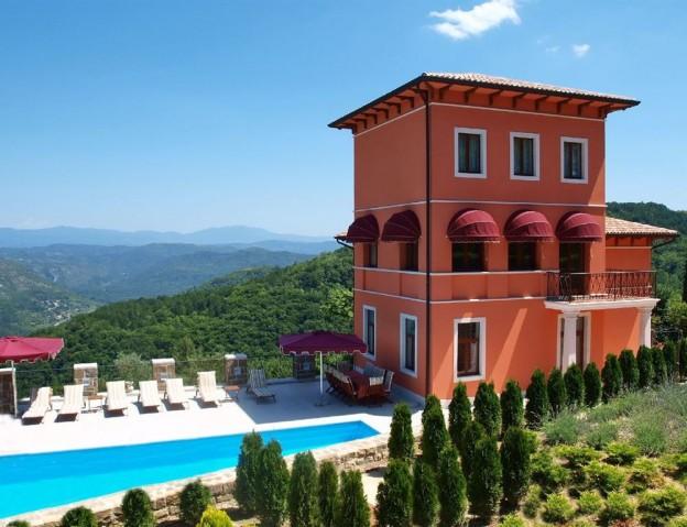 Villa Engelo - Istria - Oliver's Travels