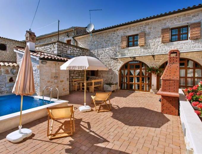 Villa Andora - Istria - Luxury Villas in CroatiaOliver's Travels
