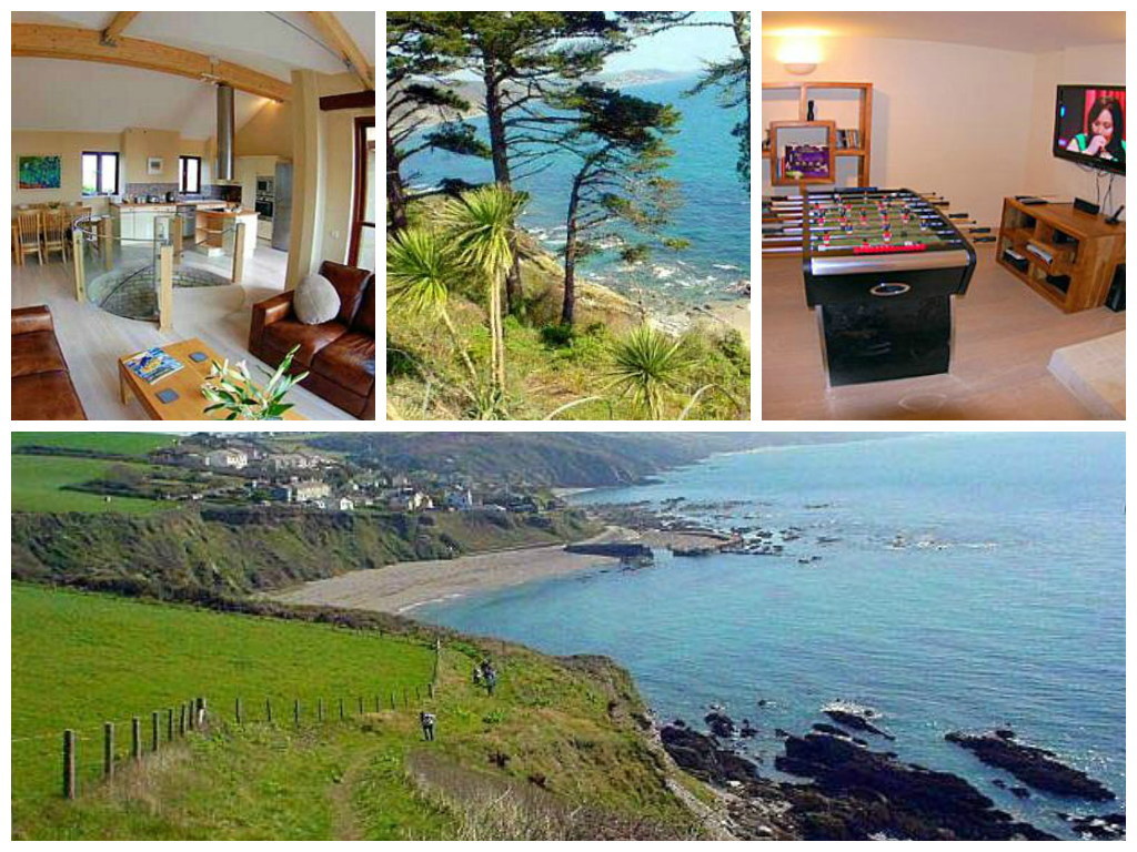 Whitsand Beach House - Cornwall - Luxury Villas - Oliver's Travels