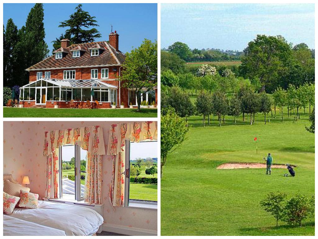Bodenham Hall - Heart of England -Luxury Villas - Golf - Oliver's Travels