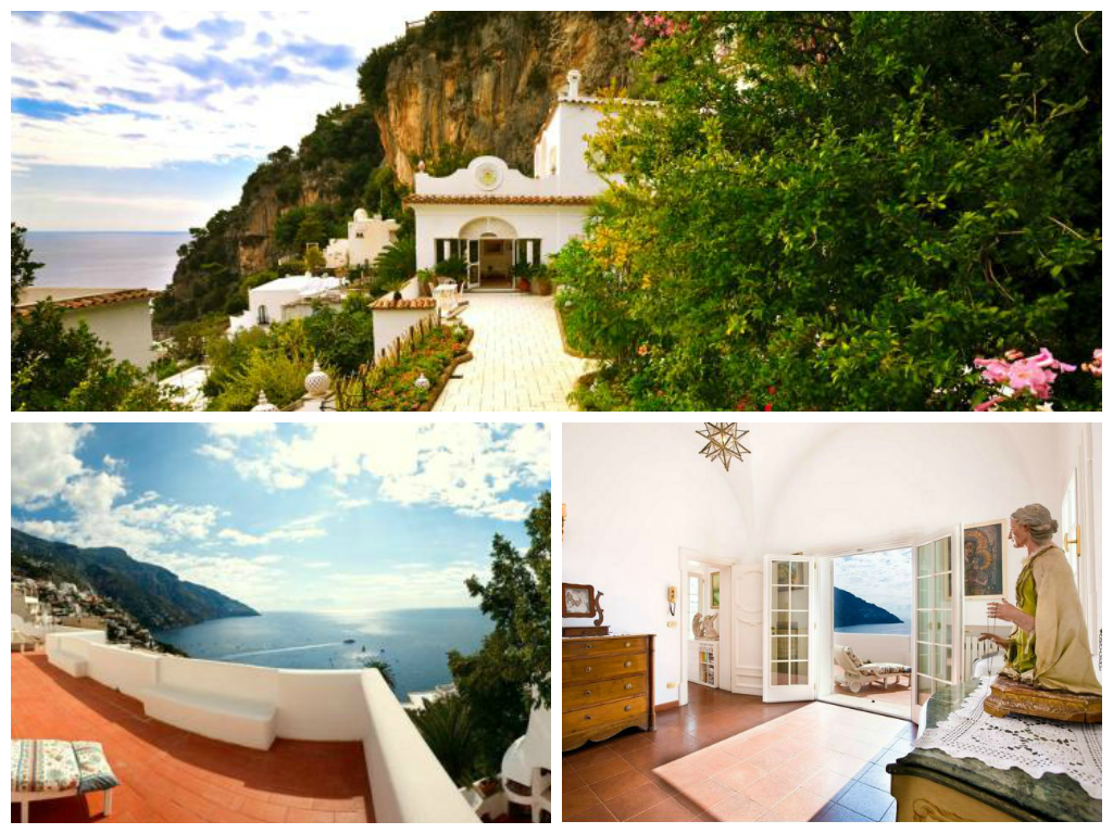 Top 10 mediterranean villas with a view oliver 39 s travels for Casa positano