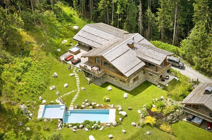 Chalet Des Chamois, Rhone Alps - Luxury Ski Chalets - Oliver's Travels