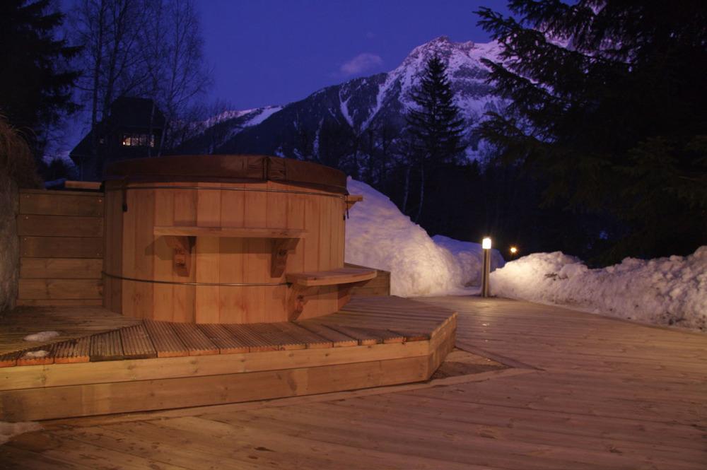 Chalet La Cloche, Chamonix - Oliver's Travels