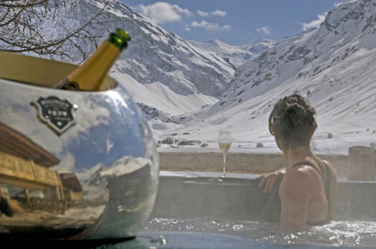 Luxury Catered Ski Chalets to Rent from Oliver's Travels