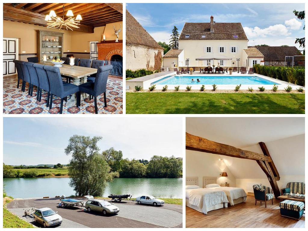 Maison Sanieres - Burgundy - Villas in France - Oliver's Travels